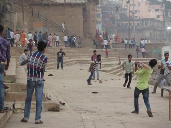 Inder lieben Cricket