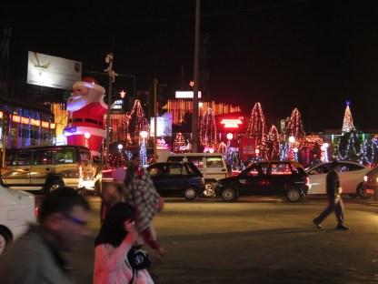 Shillong, Weihnachtseinkaufsparadies