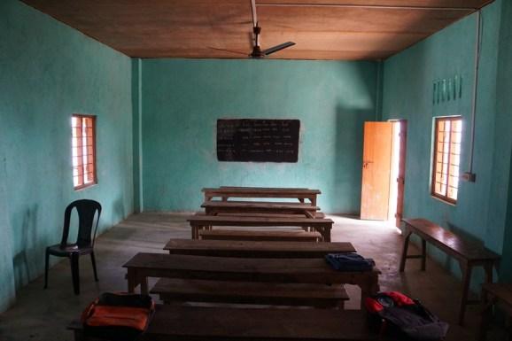 Eine Dorfschule