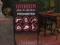 Spielregeln für die Disko