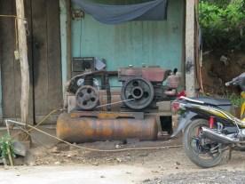 Reifendruck-Kompressor