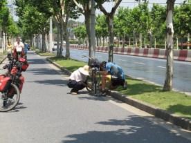 Erste Hilfe am Rad