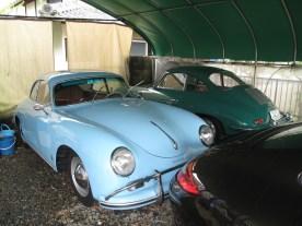 Porsche ohne Ende...