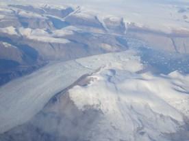 Grönland-Gletscher