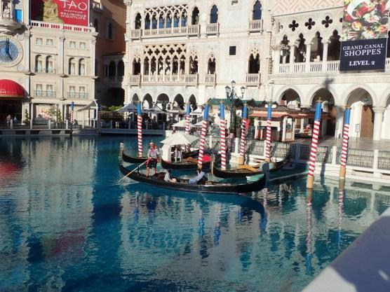 In Venedig ist das Lagunenwasser nicht so sauber