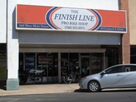 ein hilfreicher Bikeshop in El Centro