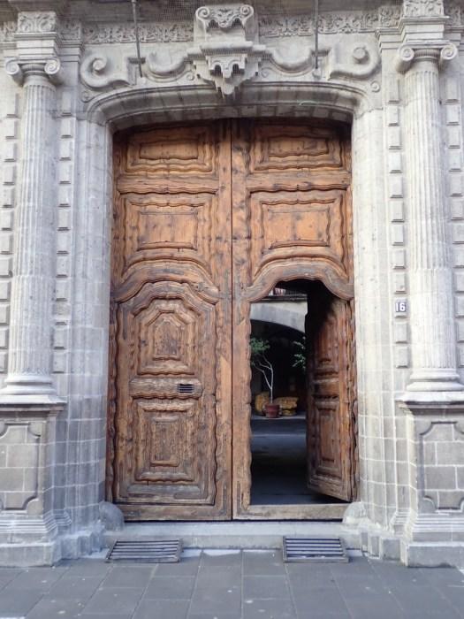 Tür, für Detlef