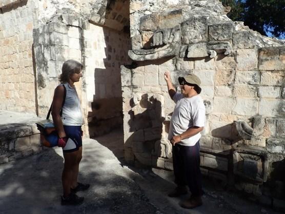Guide, Maya, der Dinge sieht ...