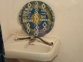 Auch im Stadthaus heißt es Wasser sparen
