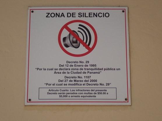 Ruhe-Zone