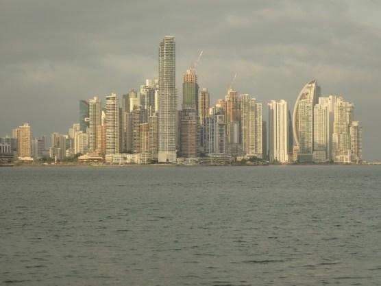 Könnte auch Shanghai sein, oder Manhatten, oder ...