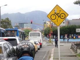 Vorfahrt für Radfahrer