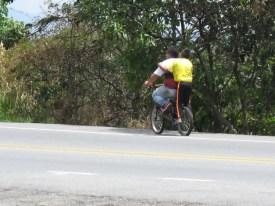 Nicht nur unsere Räder haben viel auszuhalten