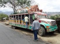 ländliches Transportmittel