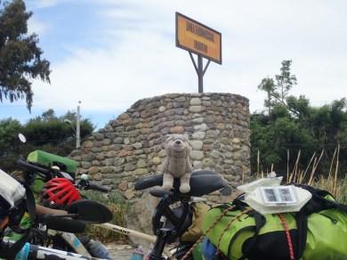 sicher der erste Lupi am Äquator