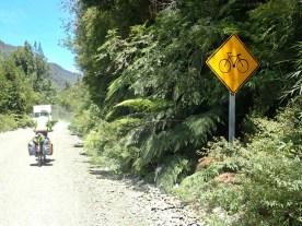 leider nicht nur für Radfahrer