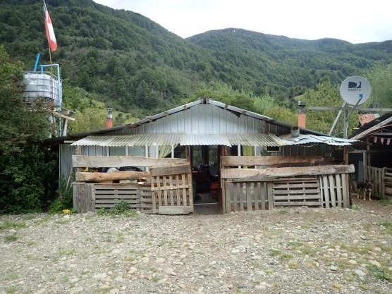Jorge's Hütte