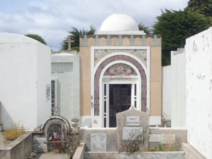 muslimisches Mausoleum
