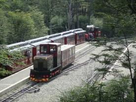 die südlichste Eisenbahn
