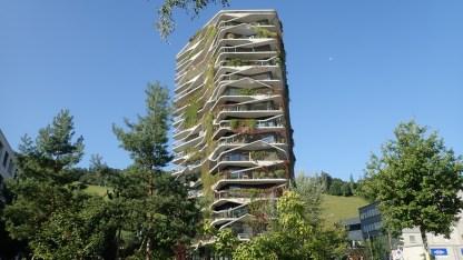 futuristisch grün und sicher teuer