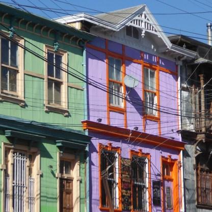 Chile-Valparaiso-Calle
