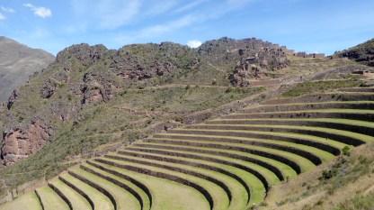 Peru-SacredValley-Pisac-Ansicht