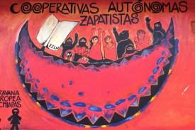 Mexiko-SanCristobal-Zapatisten-Cafe