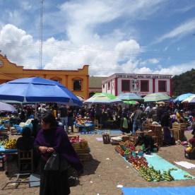 Mexiko-SanCristobal-Chamula-Markt