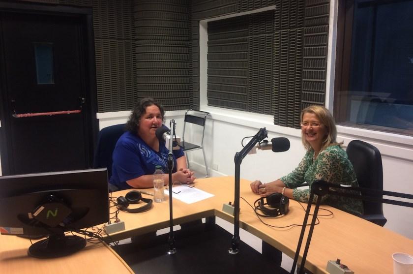 Radiointerview in Argentinien | Wunschaktion bei der Weltreise von Elke Zapf und Wolfgang Eckart