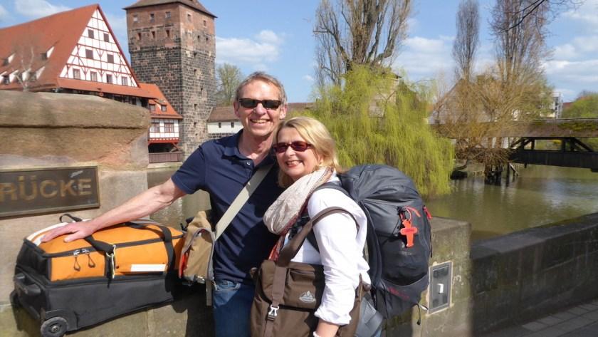 19 Monate auf Weltreise: Wolfgang Eckart und Elke Zapf aus Nürnberg