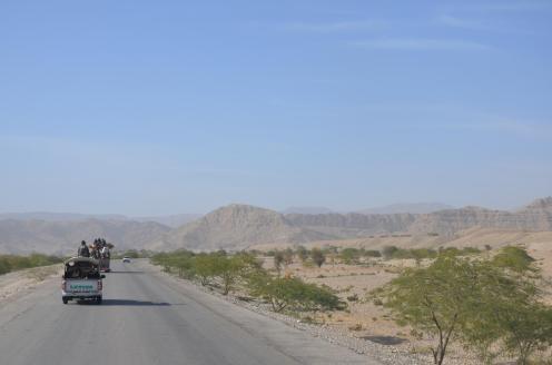 Auf dem Weg nach Quetta