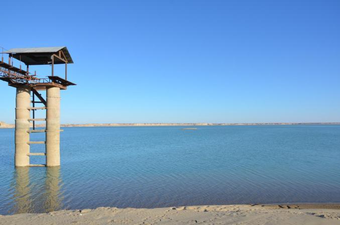 Was ein toller See
