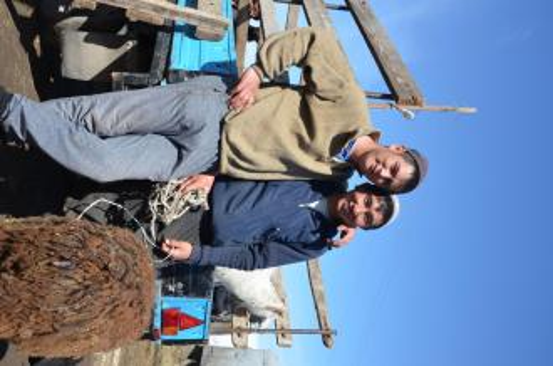 zwei Viehhändler