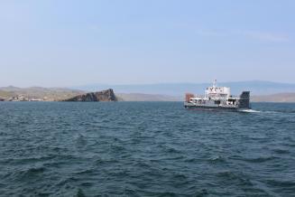 Die Fähre auf die Insel