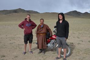 Mongolischer Tierarzt