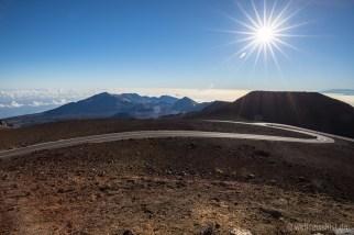 Haleakala - Berggipfel