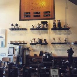 Pierwsza, przepyszna i nie ostatnia Kawa w Four Barrel Coffee (The Mission)