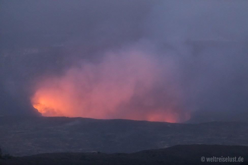 Big Island - Volcano - Krater (2)