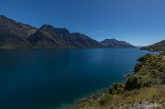 Der Lake Wakatipu