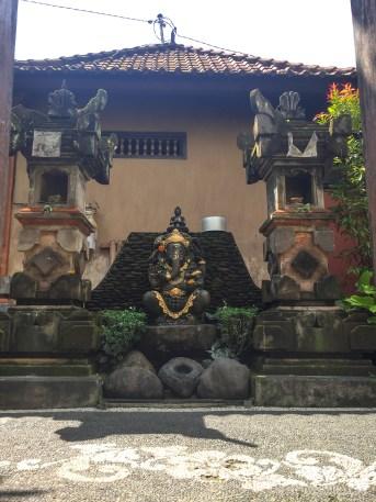 Ganesha w Ubud