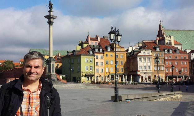 Warschau – Weltreise 08.2016