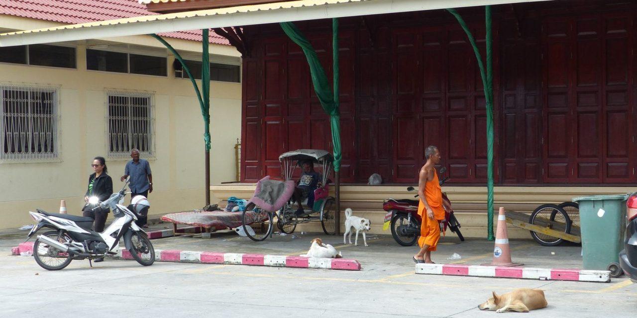 Thailand und die Mönche