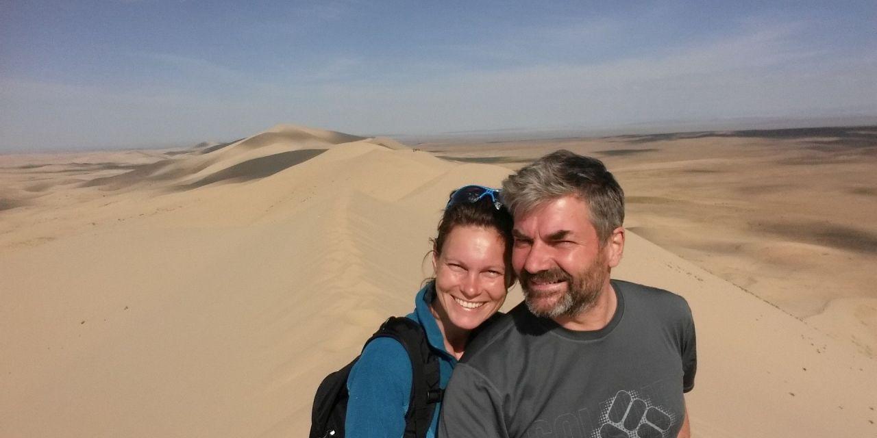 Neue Bilder aus der Wüste Gobi online
