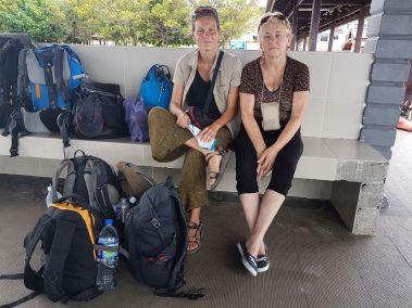 weltreise nocker malaysia Insel Kapas