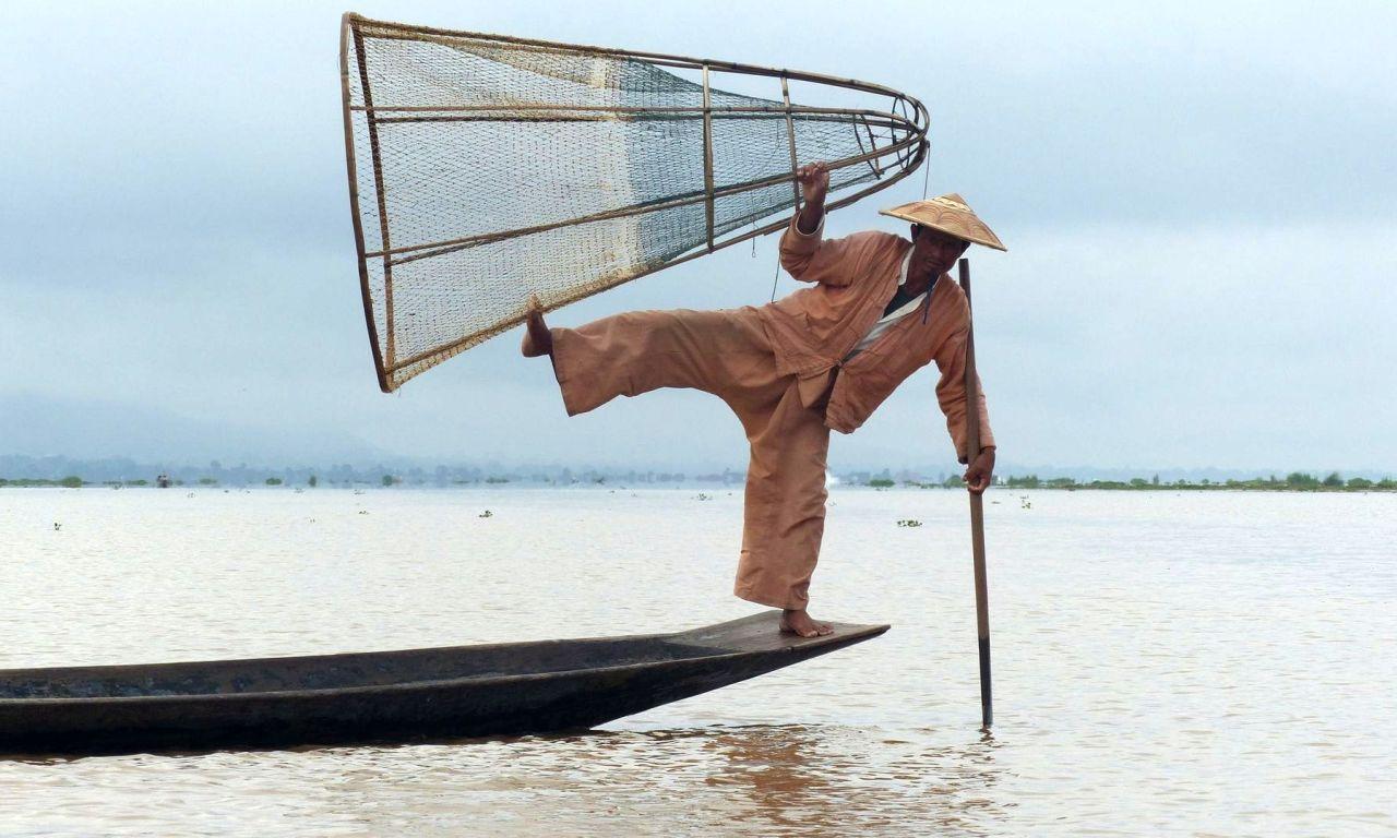 Myanmar – Inle Lake