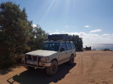 weltreise nocker australien - Gnaraloo Bay - Carnarvon_56