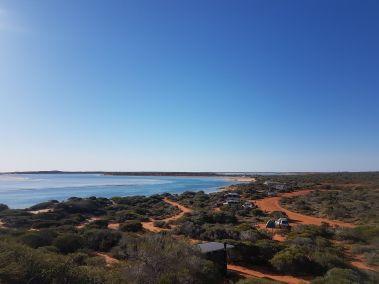 weltreise nocker australien - shark bay_162