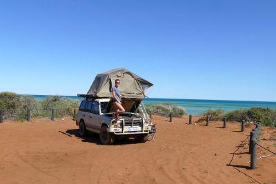 weltreise nocker australien - shark bay_265