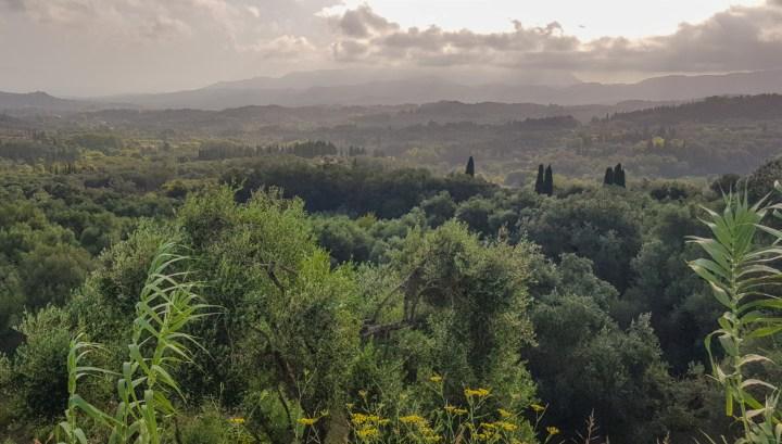 Grüne Insel Korfu