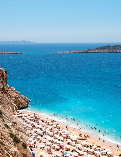Kaputas Strand - Traumstrand der Türkei